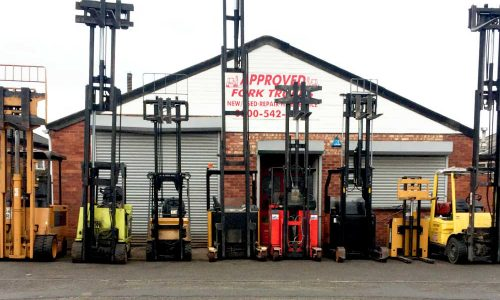 Thumbnail for Approved Forklift Trucks