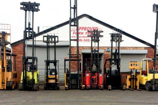 Approved Forklift Trucks