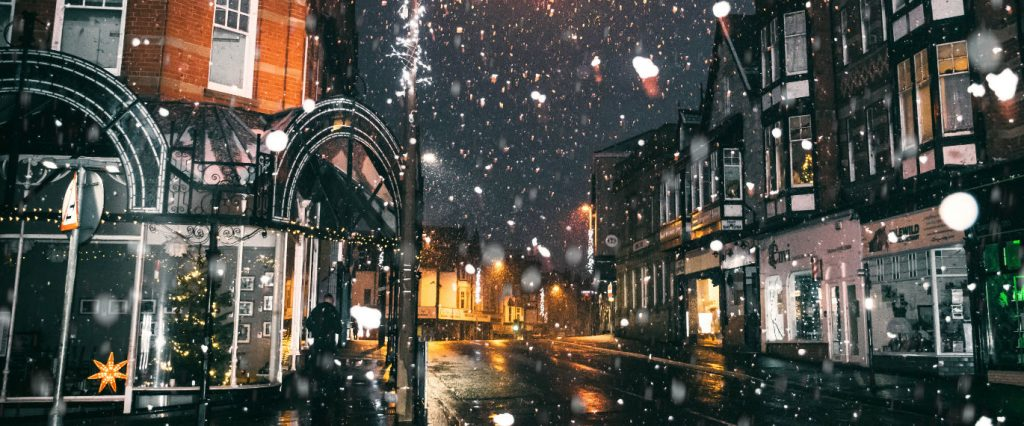 Christmas Shop High Street