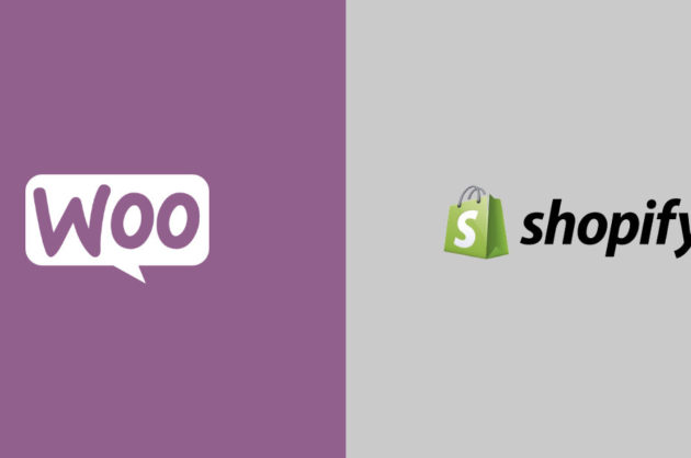 WooCommerce and Shopify