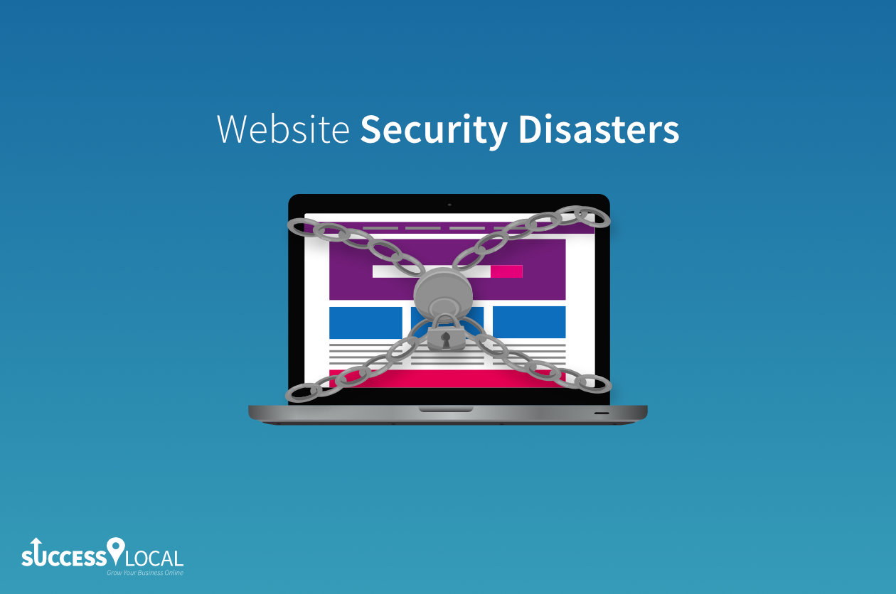 Website Security Disasters