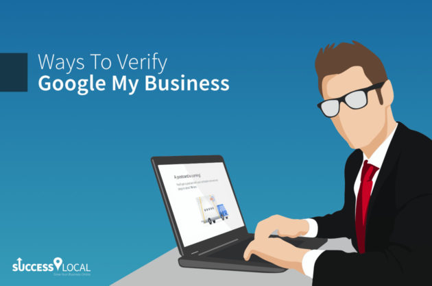 Verify Google My Business Featured