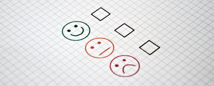Sheet with emojis