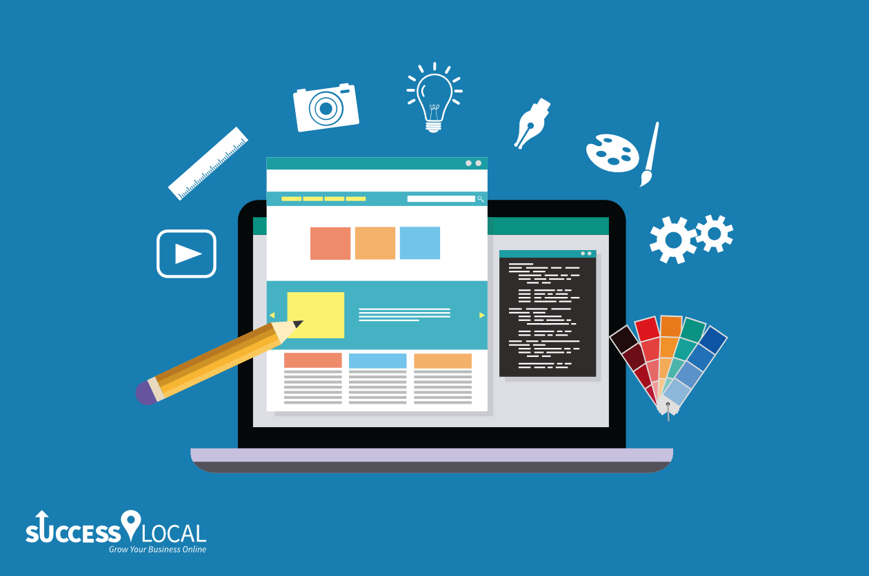 Contemporary Design Features For Your Business Website
