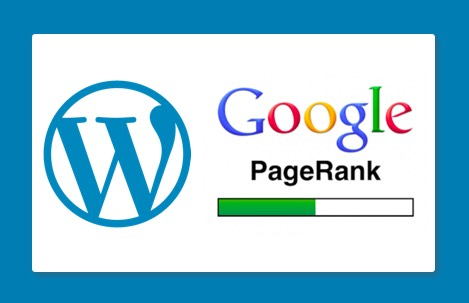 WordPress PageRank