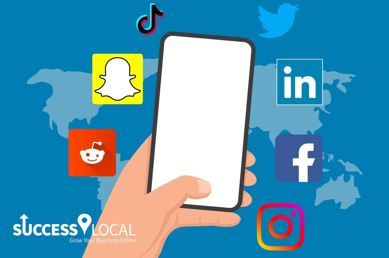 The Major Social Media Platforms